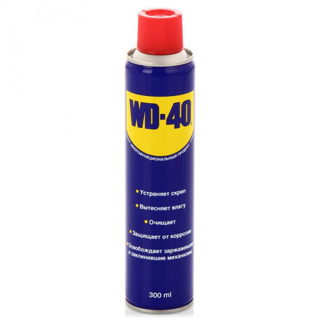 WD-40 универсальная смазка-спрей, 300мл 863