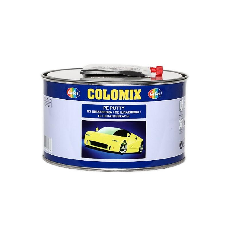 Шпатлевка автомобильная полиэфирная Colomix, уп. 2 кг 952