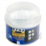 Шпатлевка Dynacoat (Дайна) усиленная стекловолокном Glass Fibre, уп.0.25 л арт. ND00007