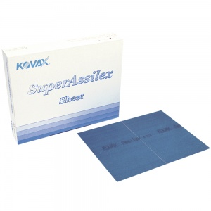 Kovax, P320 Лист Superassilex Dark Blue 170*130 mm