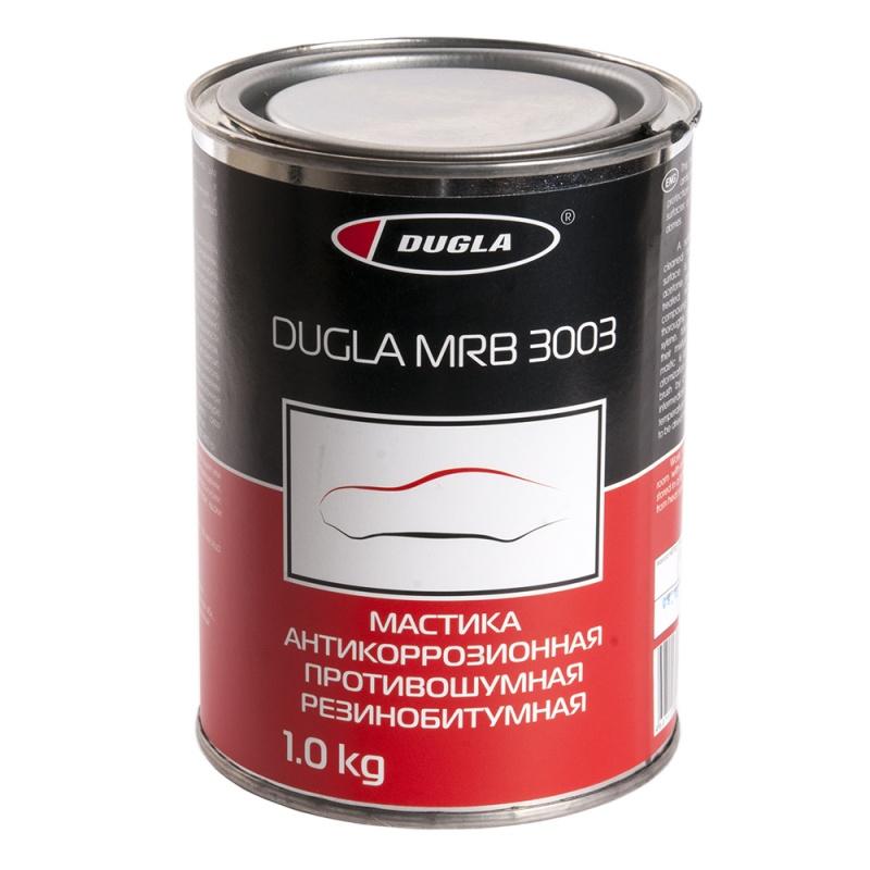 Dugla Мастика резинобитумная Дугла МРБ 3003, уп. 1 кг 1132
