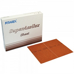 Kovax, P240 Лист Superassilex Brown 170*130 mm