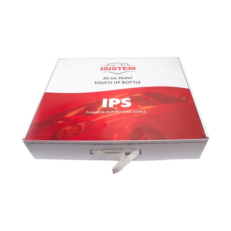 IS-IP-PTU-30ML-100 Штрих-корректор (прозрачный) IPS ISISTEM, 30мл, набор 100шт 1098