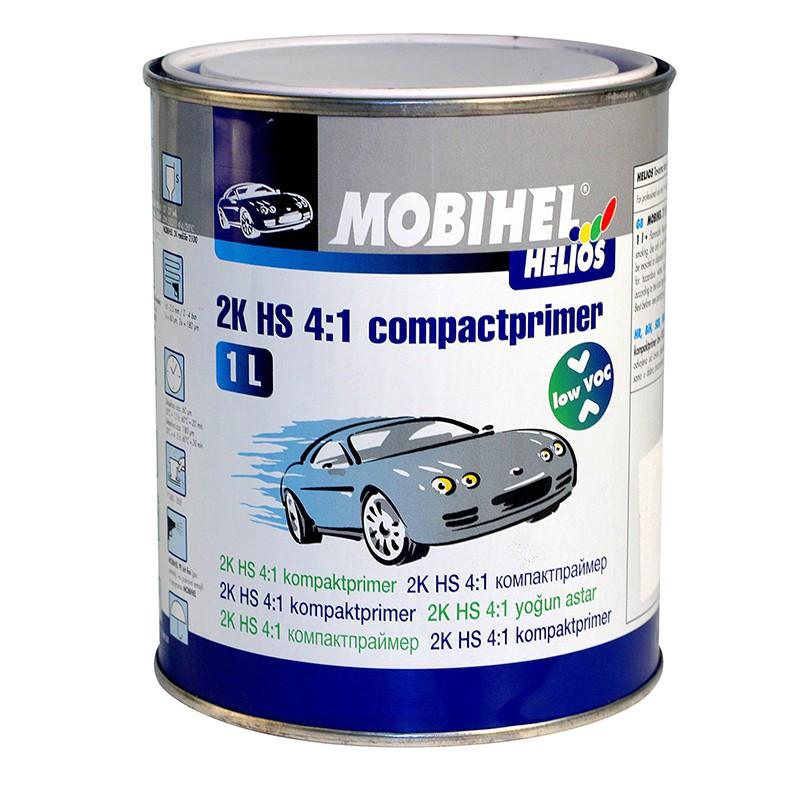 Грунт 2К HS 4+1 компактпраймер Low VOC Mobihel (серый), уп. 1л 953