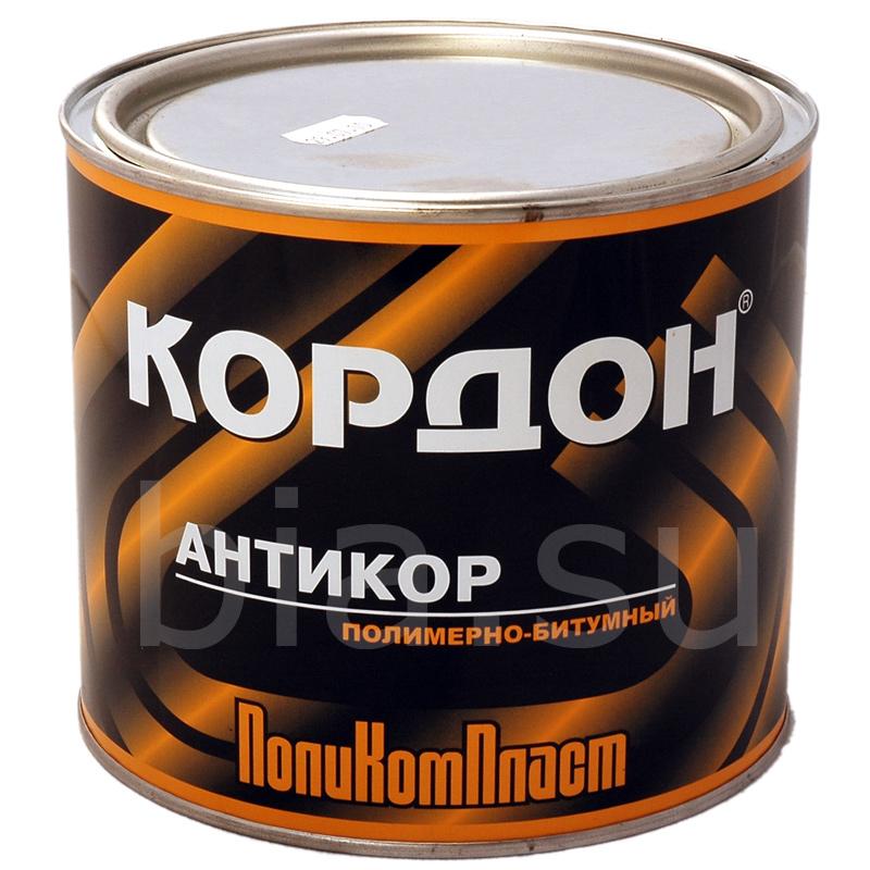 "ПолиКомПласт Антикор ""Кордон"", уп. 2,3 кг 959"