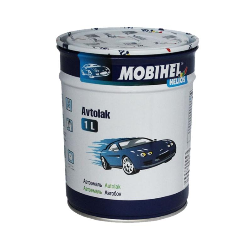 108 белая лилия, автомобильная краска алкидная, автоэмаль Mobihel, уп. 1л 953