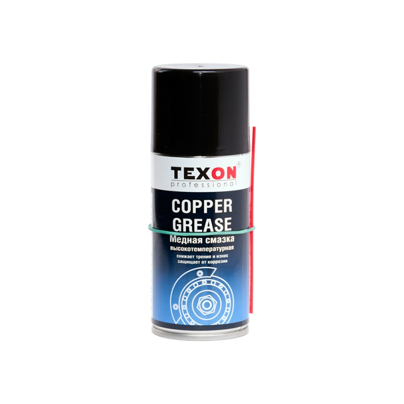 "Texon Медная смазка, ""Тексон"" спрей, уп. 0,21л 958"