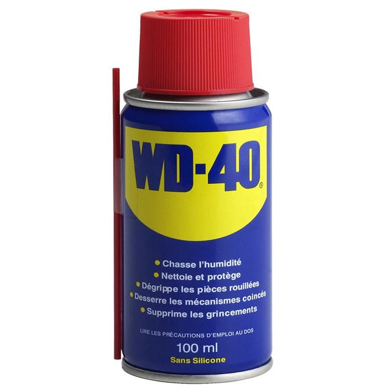 WD-40 универсальная смазка-спрей, 100мл 863