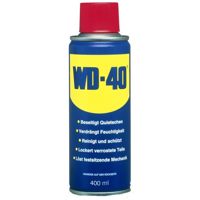 WD-40 универсальная смазка-спрей, 400мл 863