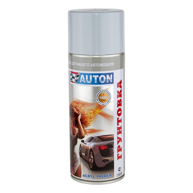 Auton Грунт антикоррозионный с цинком спрей Автон, уп. 400 мл 967