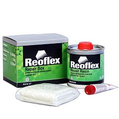 БИА | REOFLEX  Ремонтный комплект (смола 0,25кг+ стекломат 150 гр/1м.кв.+ отвердитель) купить